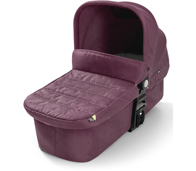 Baby Jogger City Tour Lux Foldable Bassinet In Rosewood