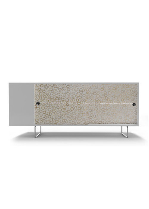 Spot On Square Spot On Square Alto Credenza With Bamboo Strands