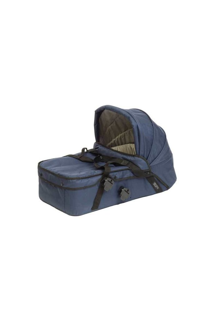 CLOSEOUT!!! Mountain Buggy Duo Double Carrycot In Navy