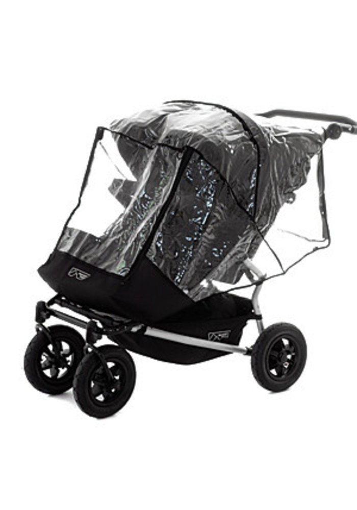 Mountain Buggy Urban Duet Double Storm - Rain Cover