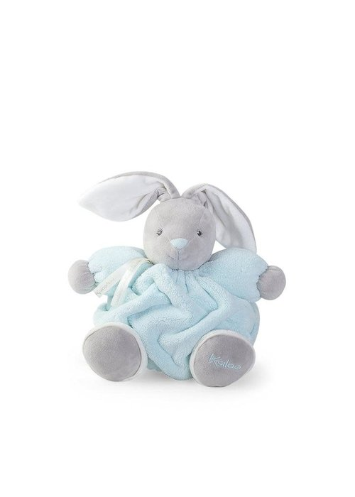 Kaloo Kaloo Plume Aqua Chubby Rabbit Toy (Medium)