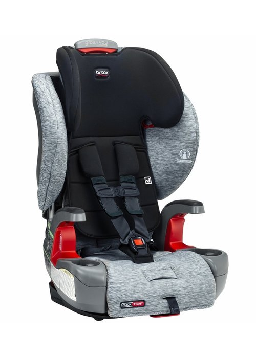 Britax Britax Grow With You ClickTight Booster Car Seat - Spark