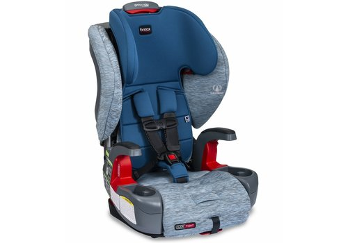 Britax Britax Grow With You ClickTight Booster Car Seat - Seaglass