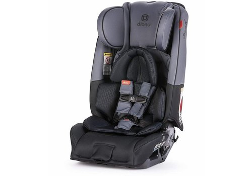 Diono CLOSEOUT!! Diono Radian 3RXT Convertible Car Seat In Grey Dark