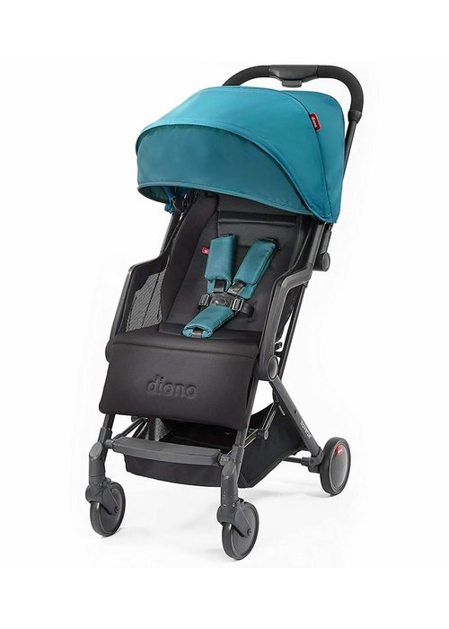 Diono Diono Traverze Plus Compact Stroller In Teal