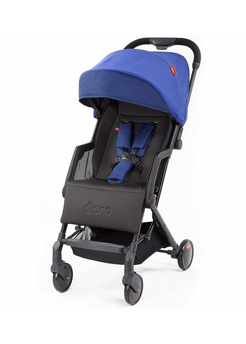 Diono Diono Traverze Plus Compact Stroller In Blue