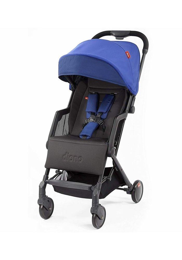 Diono Traverze Plus Compact Stroller In Blue