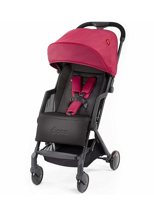 Diono Diono Traverze Plus Compact Stroller In Pink