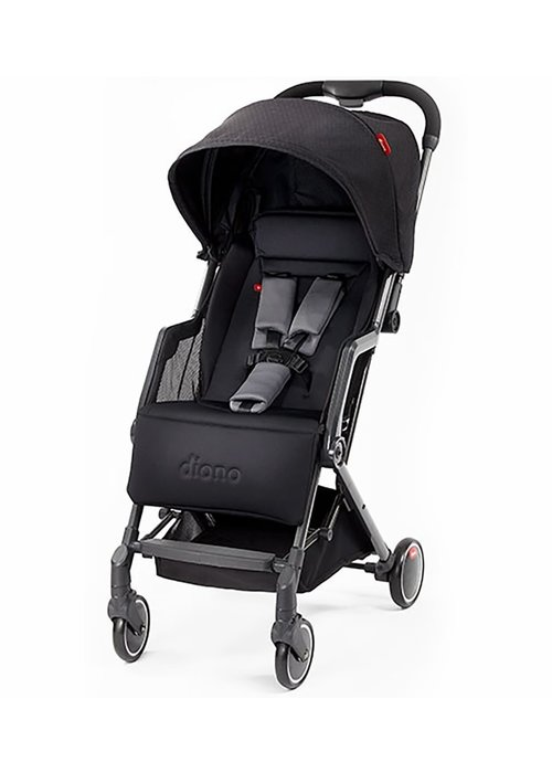 Diono Diono Traverze Editons Compact Stroller In Black Cube