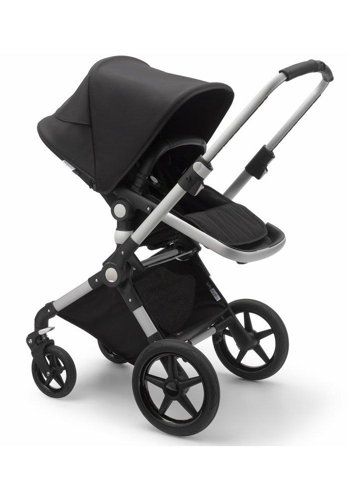 Bugaboo Lynx Complete Stroller - Aluminum/Black/Black