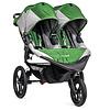 Baby Jogger Baby Jogger Swivel Summit X3 Double Green-Gray