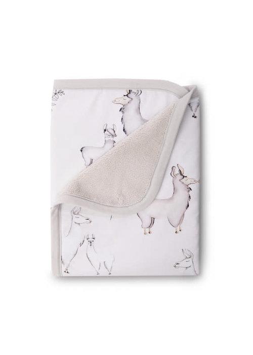 Oilo Oilo Blanket In Cuddle Llama