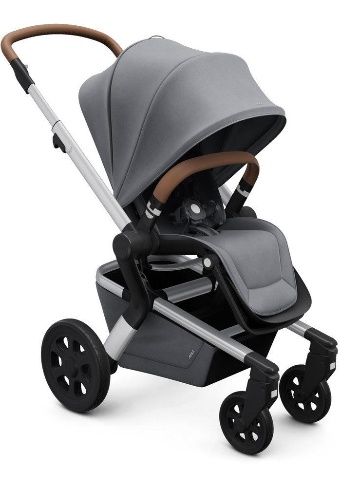 Joolz Hub Earth Seat Stroller In Gorgeous Grey