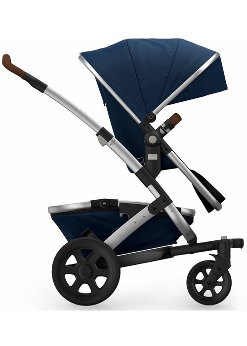 Joolz Joolz Geo2 Mono Complete Stroller Set W/Raincover In Classic Blue