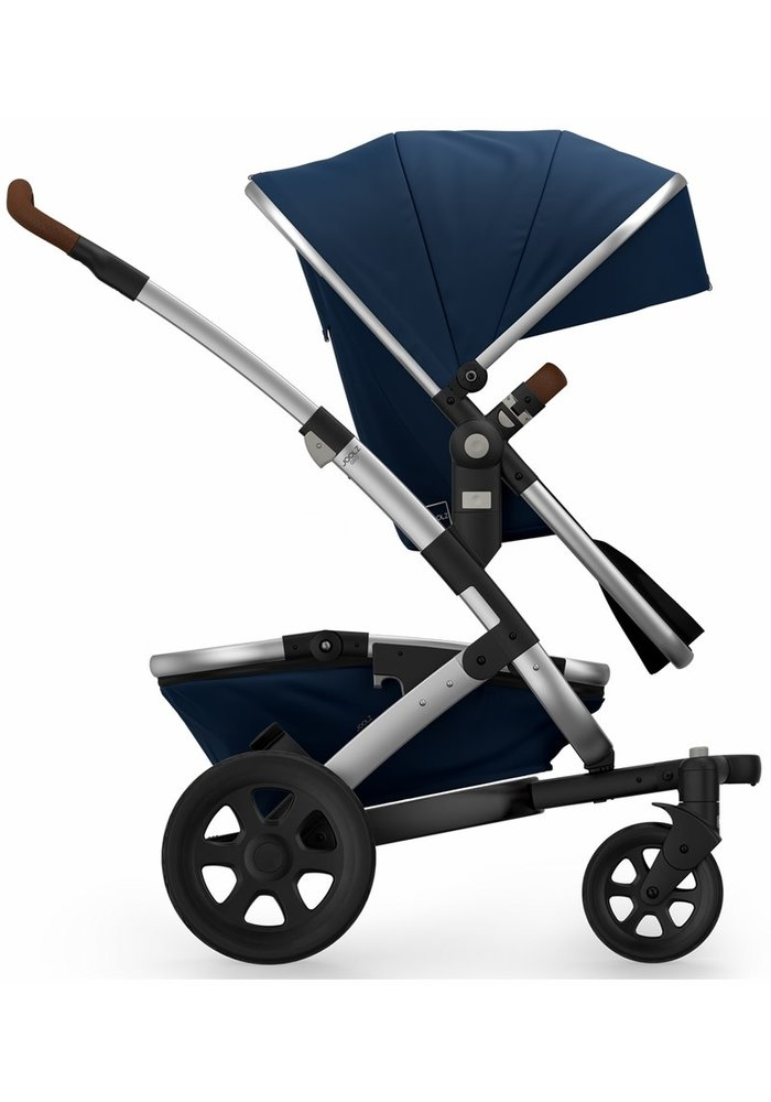 Joolz Geo2 Mono Complete Stroller Set W/Raincover In Classic Blue