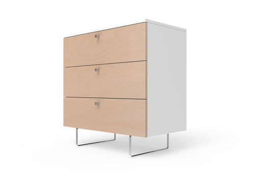 Spot On Square Spot On Square Alto Dresser 34'' - White-Birch