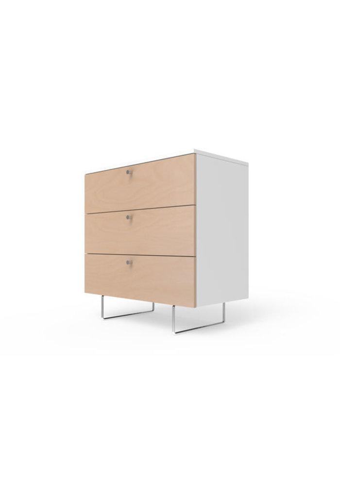Spot On Square Alto Dresser 34'' - White-Birch