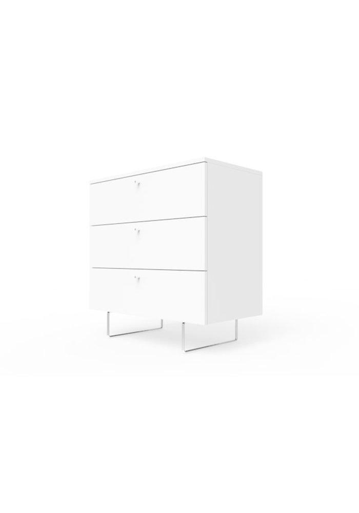 Spot On Square Alto Dresser 34'' - White