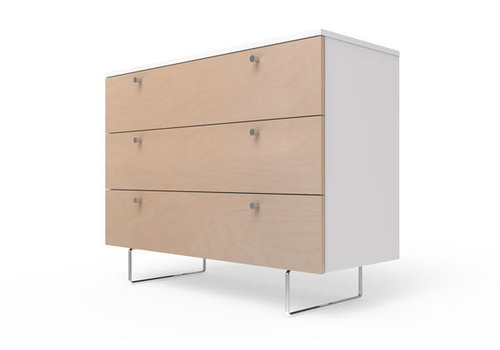 Spot On Square Spot On Square Alto Dresser 45'' - White-Birch
