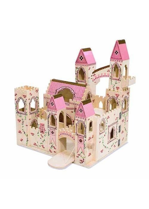 Melissa And Doug Melissa And Doug Folding Princess Castle