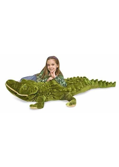 Melissa And Doug Melissa And Doug Plush Alligator