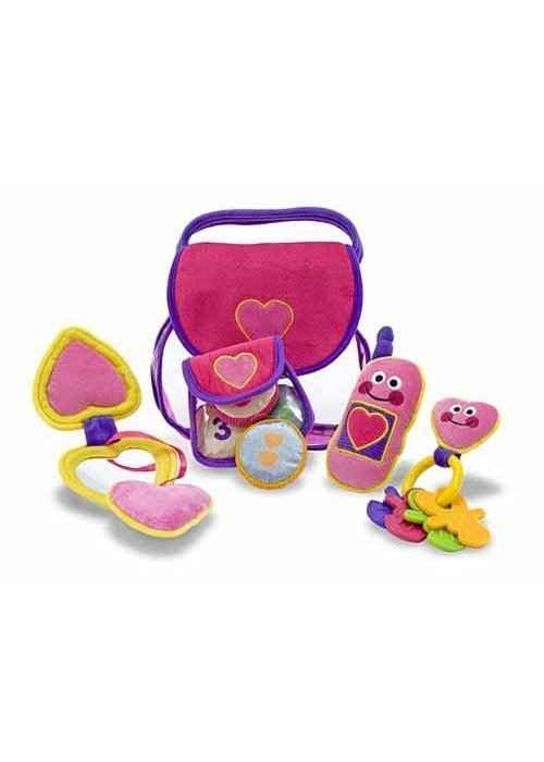 Melissa And Doug Melissa And Doug Pretty Purse Fill and Spill