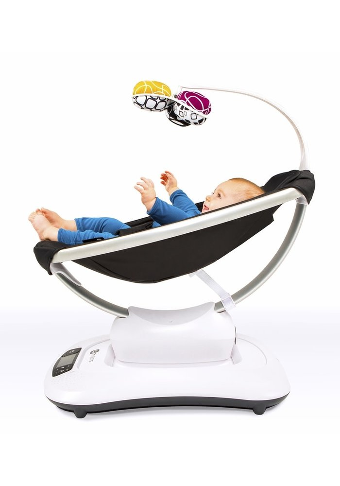 4 Moms Mamaroo Swings  Black Classic
