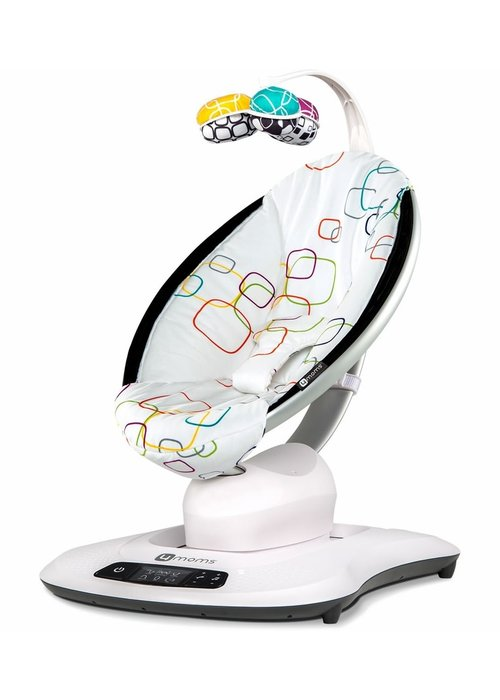 4moms 4 Moms Mamaroo Swings  Multi-Colored Plush
