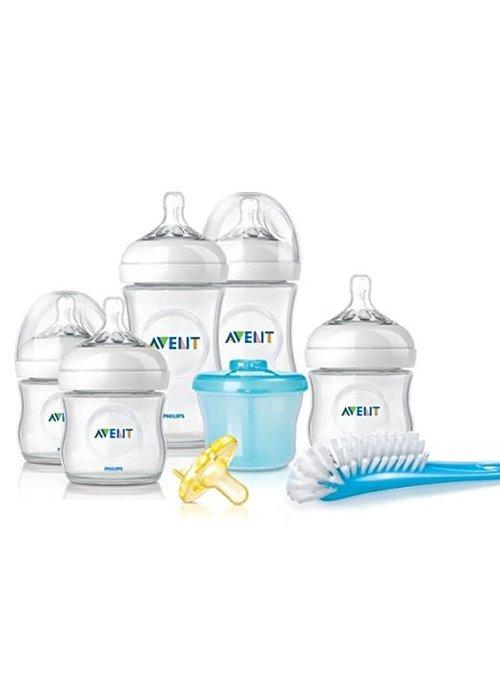 Avent Philips Avent Natural Bpa Free Baby Bottle Newborn Starter Gift Set