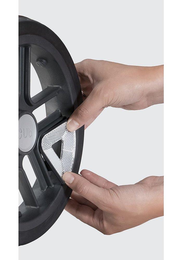 Uppa Baby Wheel Reflectors, Vista, Vista V2 4 Pack