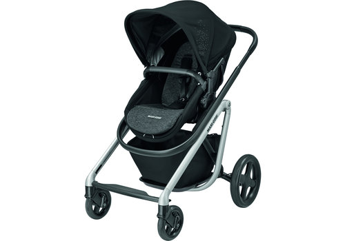Maxi Cosi Maxi Cosi Lila Modular Stroller In Nomad Black