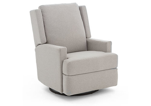 Best Chairs Best Chairs Story Time Ainsley Swivel Glider Recliner - Custom Design Your Own Color