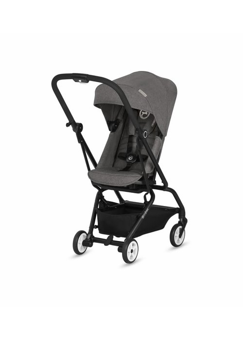 Cybex Cybex Eezy S Twist Stroller - Manhattan Grey