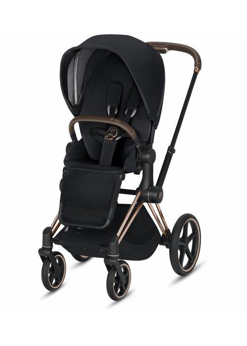 Cybex 2020 Cybex Priam 3 Stroller - Rose Gold/Premium Black