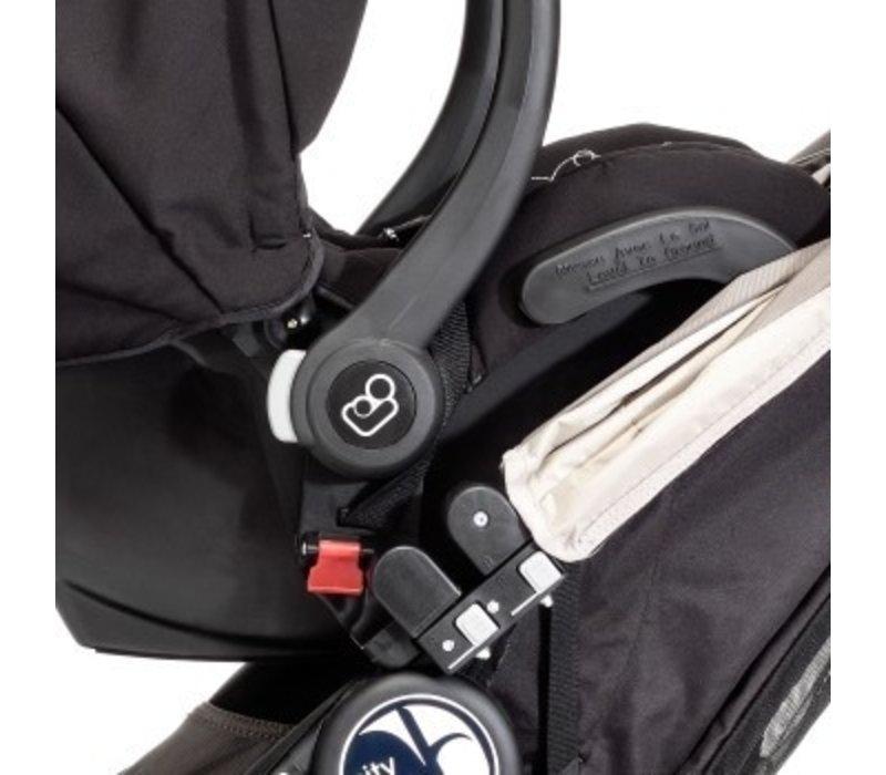Baby Jogger Single Infant Car Seat Adapter For Summit X3 - Maxi Cosi, Aton, Nuna