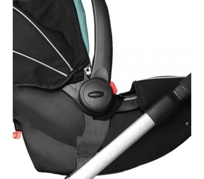 Baby Jogger Car Seat Adaptor Graco Single For City Select & Premier