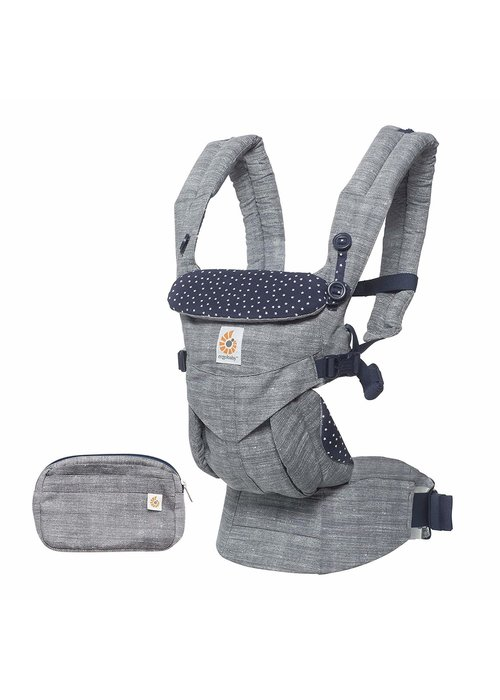 ERGObaby Ergo Baby Omni 360 Baby Carrier All-In-Star Dust