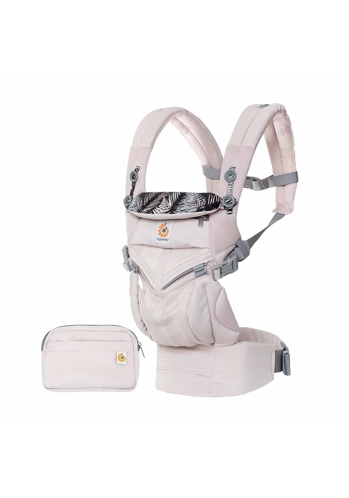 Ergo Baby Omni 360 Cool Air Mesh Baby Carrier All-In Maui