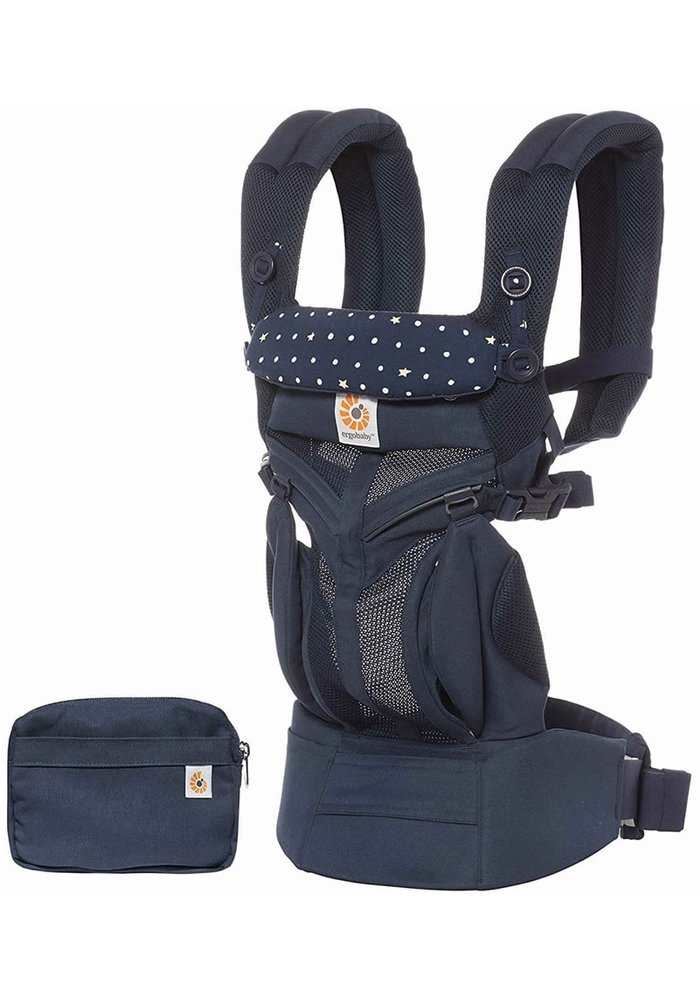 Ergo Baby Omni 360 Cool Air Mesh Baby Carrier All-In Star Struck