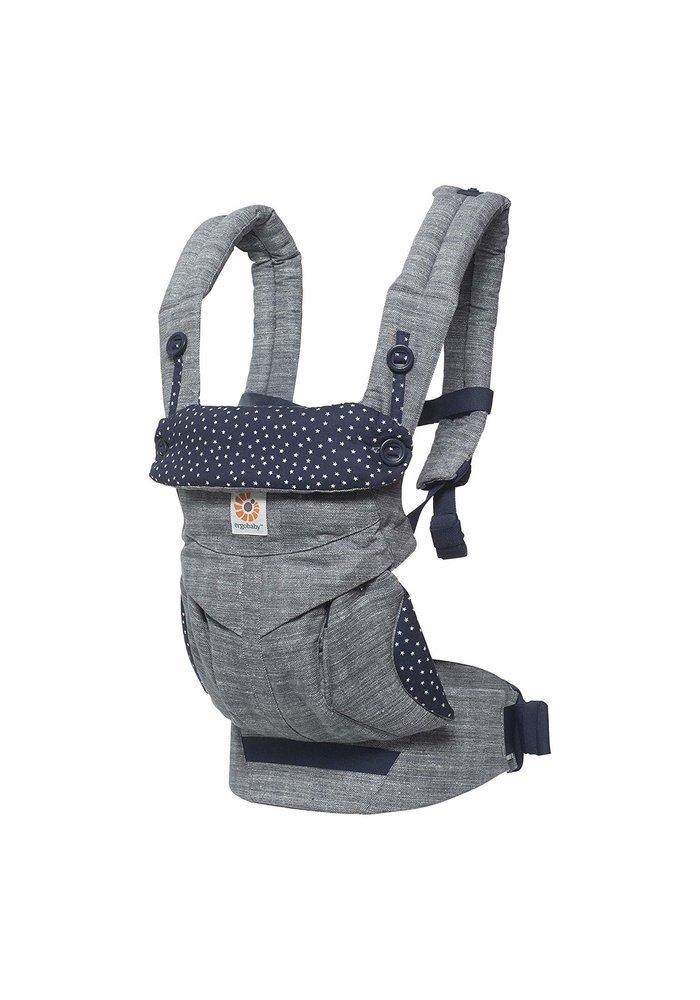 Ergo Baby 360 Baby Carrier In Start Dust