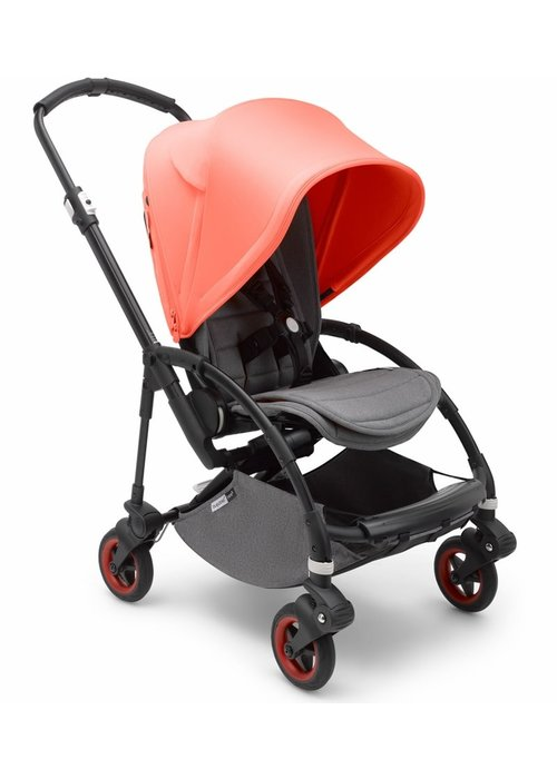 Bugaboo Bugaboo Bee5 Complete Stroller, Limited Edition - Black/Coral