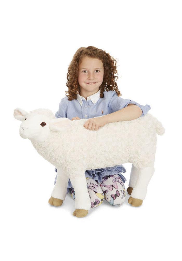 Melissa And Doug Sheep Plush
