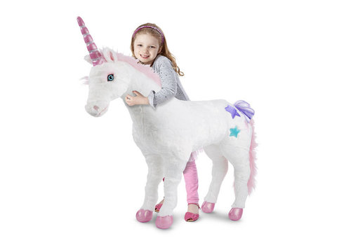 Melissa And Doug Melissa And Doug Unicorn - Plush