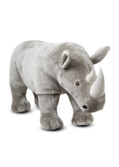 Melissa And Doug Melissa And Doug Rhinoceros - Plush