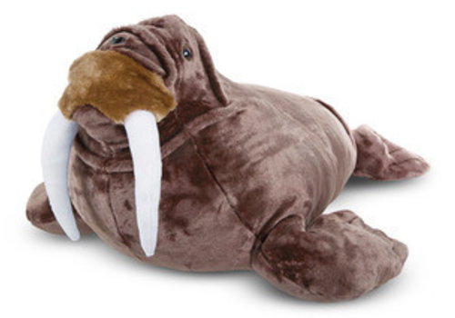 Melissa And Doug Melissa And Doug Walrus - Plush