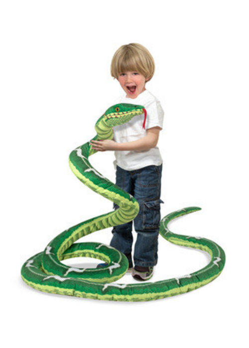 Melissa And Doug Melissa And Doug Snake - Plush