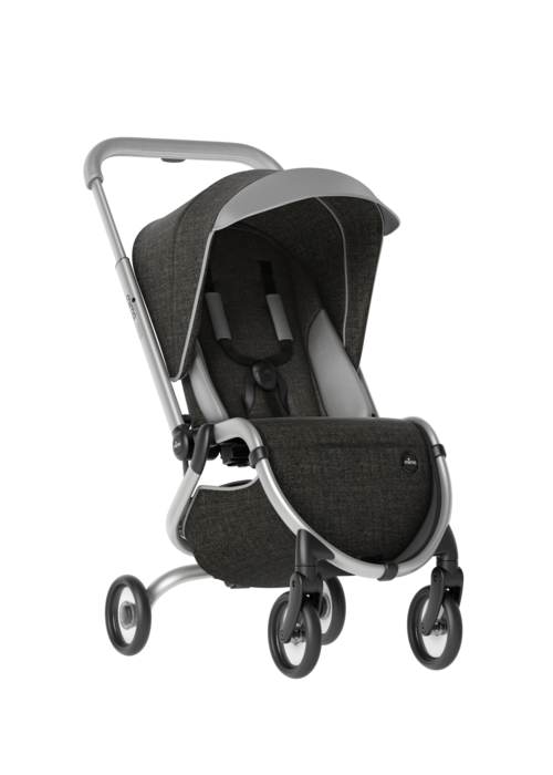 Mima Kids Mima Zigi Stroller In Charcoal