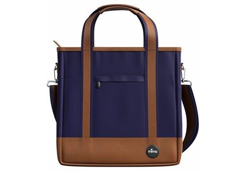 Mima Kids Mima Zigi Changing Bag In Midnight Blue