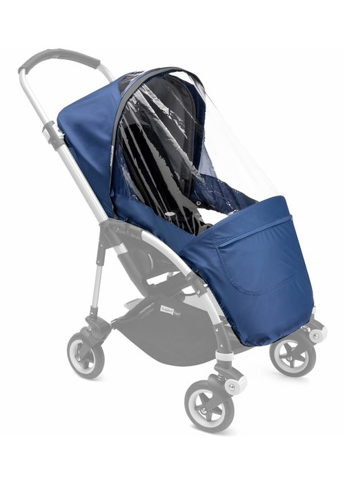 Bugaboo Bugaboo Bee5 High Performance Rain Cover In Sky Blue
