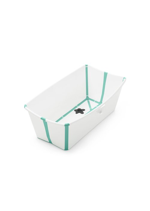 Stokke Stokke Flexi Bath In White Aqua